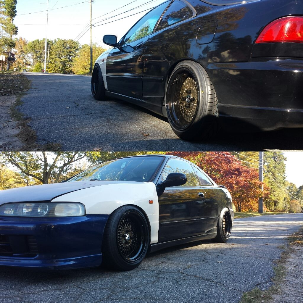 Acura Integra – DC2 – JDM Front End
